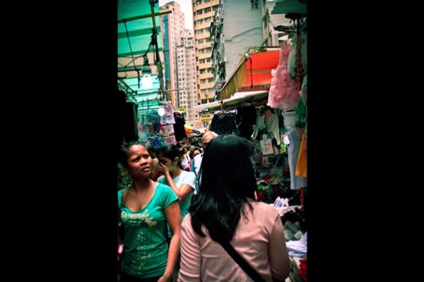 凝視香港 香港有個田十八:談陳果電影