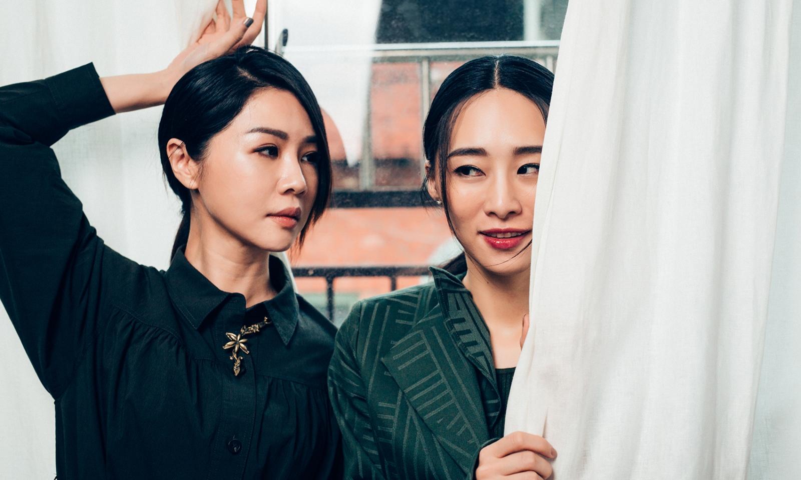 梅姨與女演員|謝盈萱 ╳ 吳可熙:你知道自己最難看的樣子嗎?